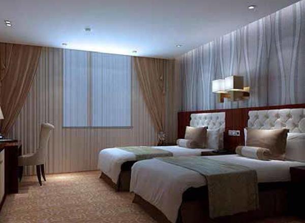 酒店实木家具