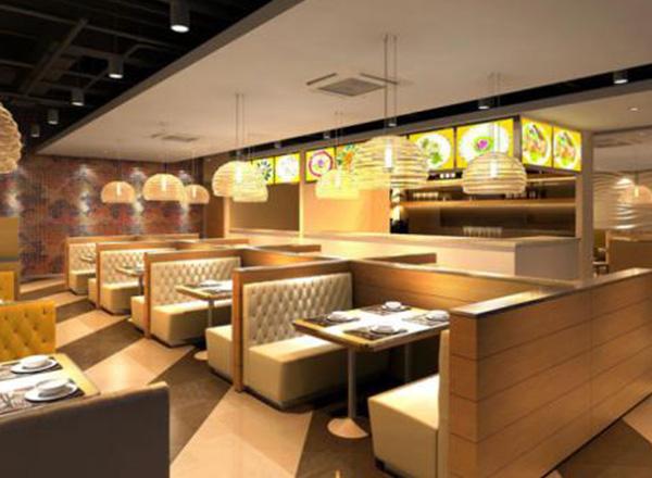 火锅餐厅桌椅