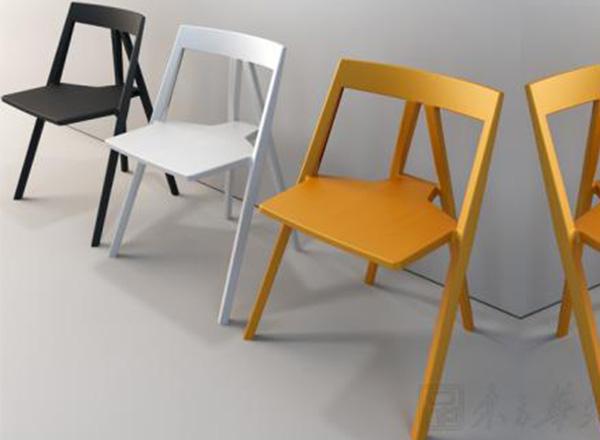 简约餐厅椅子