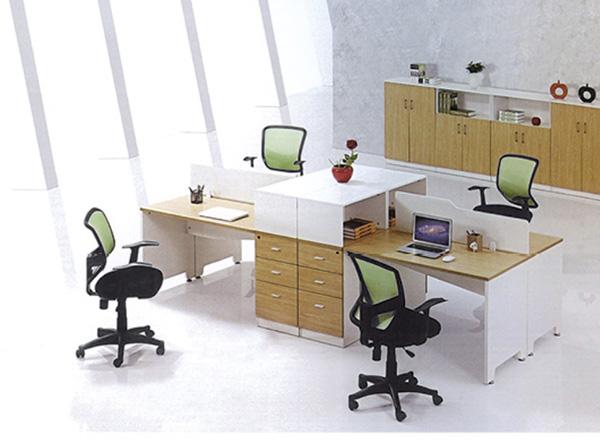 文职员工办公桌