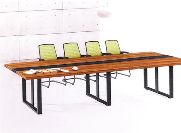 胶板会议桌组合