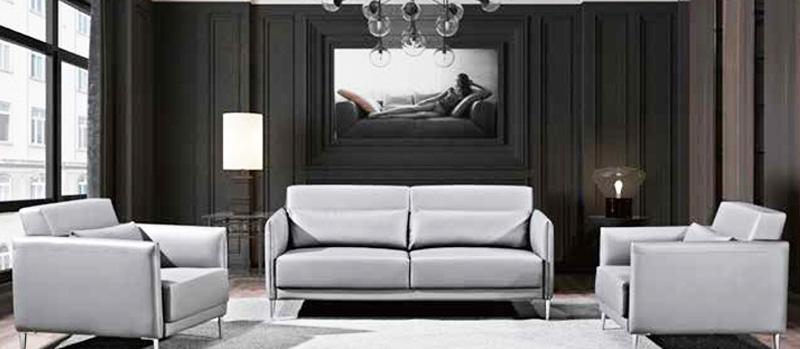 现代办公室沙发