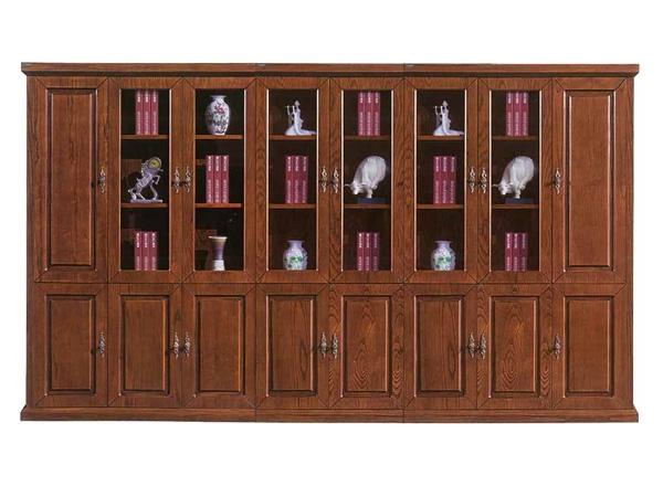 木质办公书柜