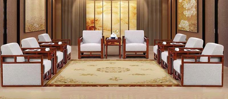 高档办公沙发