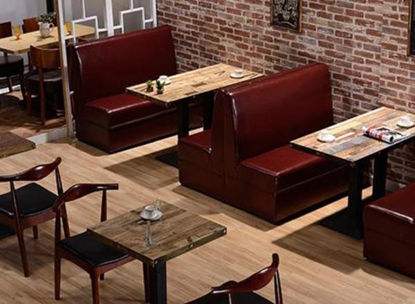 中式餐厅桌椅