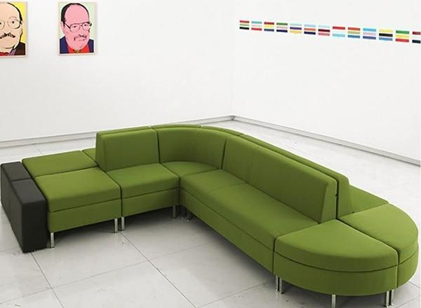 软体异形沙发