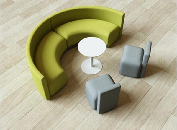 简约异形沙发