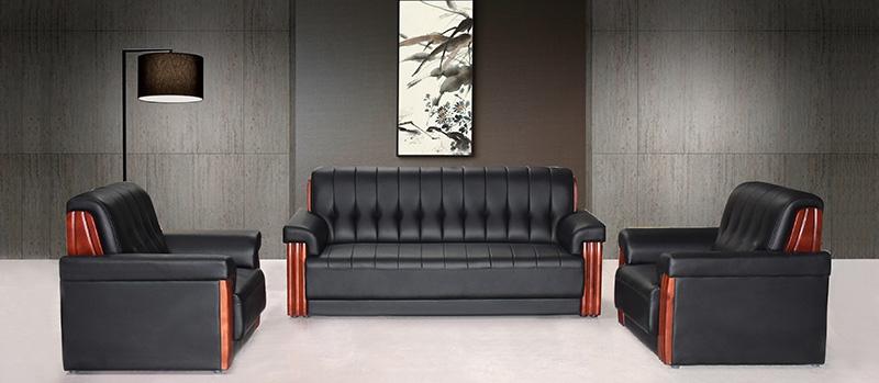 小型办公沙发