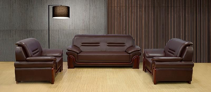 中式办公沙发