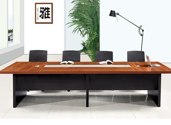 胶板办公桌椅