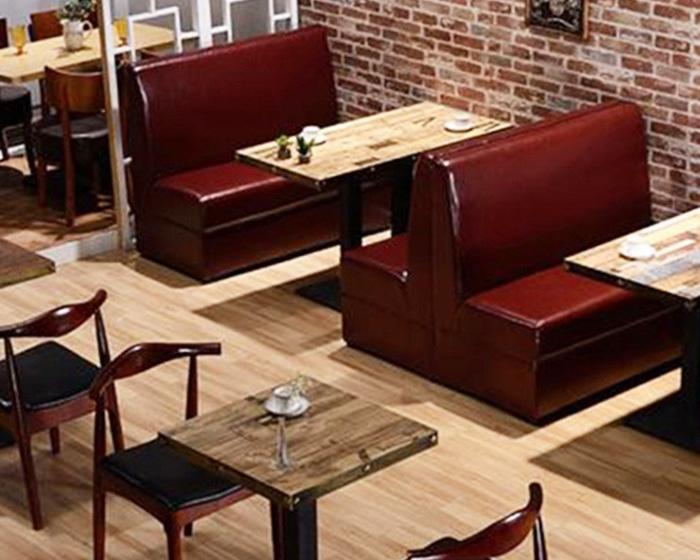 自助餐厅沙发